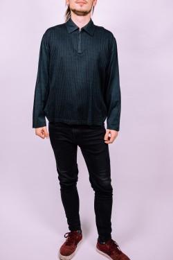 Čierne tričko ALAIN DELON - XL