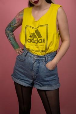 Adidas žltý top - XL