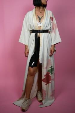 Japonské kimono maslovè